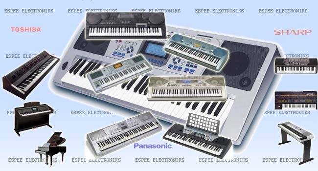 Electronic Keyboard's Services